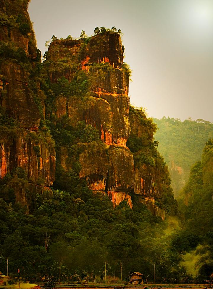 Lembah Harau 8